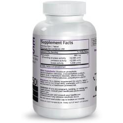 Enzime digestive Pancreatina