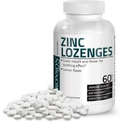 Zinc masticabil 23 mg