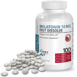 Melatonina 10 mg