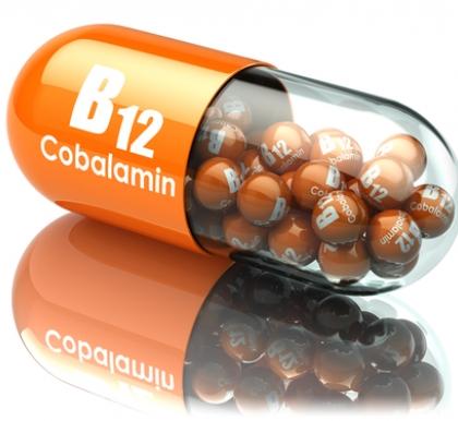 Vitamina B12, un strop de energie
