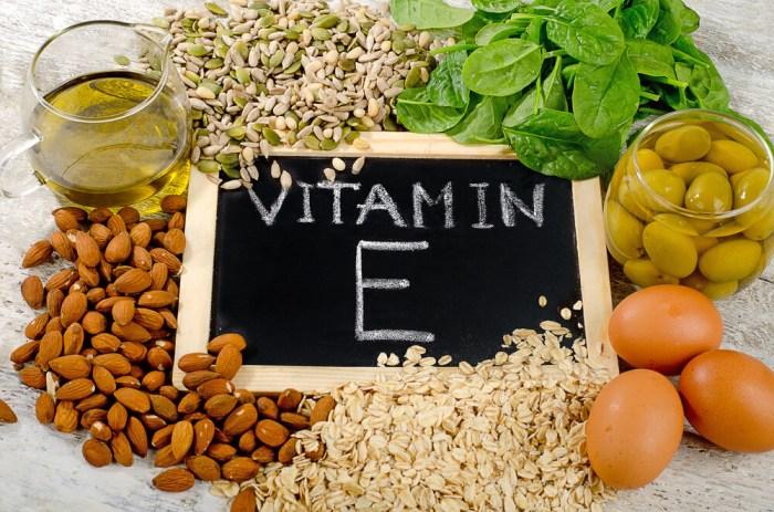 Beneficii Vitamina E